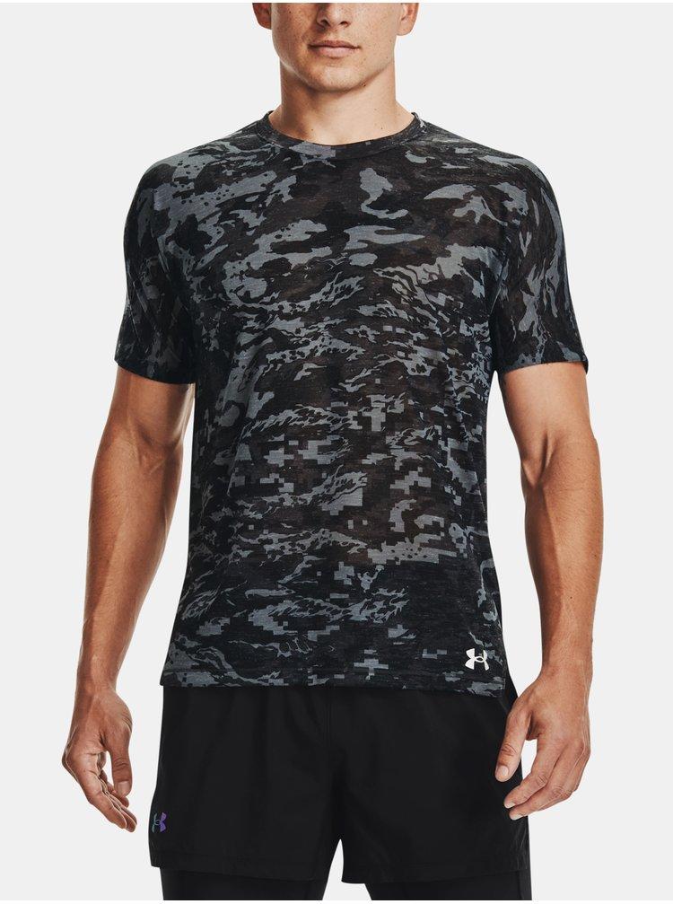 Tričko Under Armour UA Breeze SS - černá