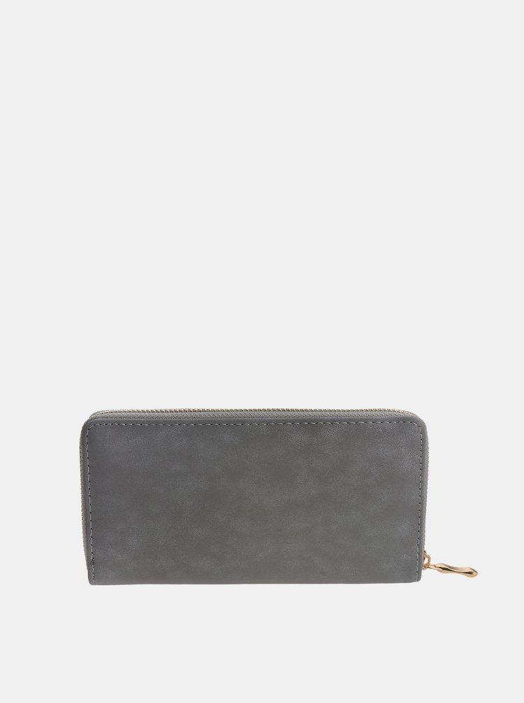 Šedá dámská peněženka Clayre & Eef