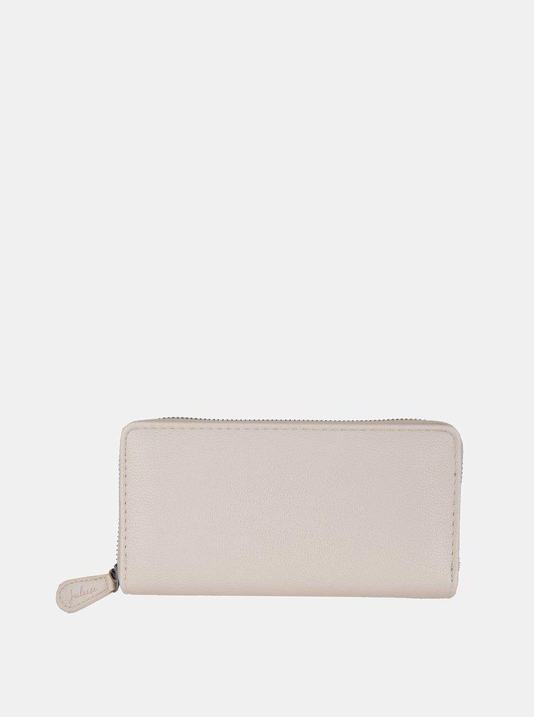 Krémová dámská peněženka Clayre & Eef