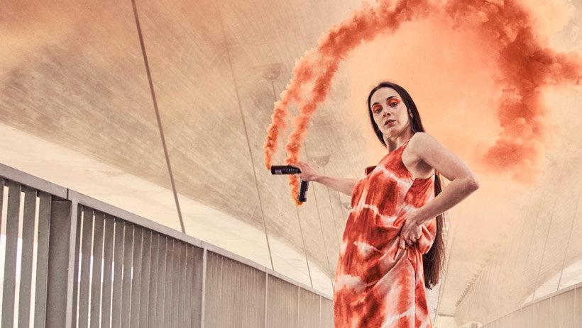 Vyfarbite si leto: Oranžová