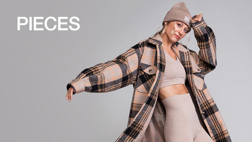 Pieces: Novinky jeseň/zima 2021