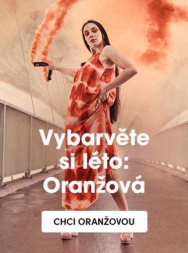 Vybarvěte si léto - oranžová